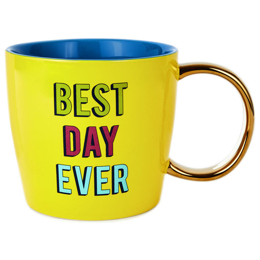 Best Day Ever Giant Mug