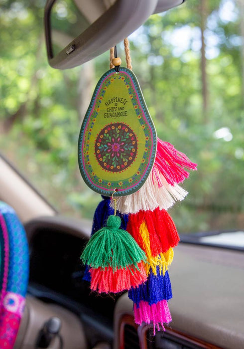 Happiness is Chip Guacamole Air Freshener