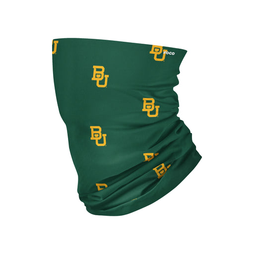 Baylor University Mini Logo Gaiter Scarf and Face Mask