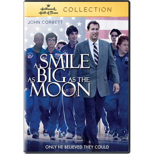 A Smile as Big as the Moon DVD