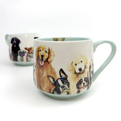 Best Friend - Dog Bunch Mug