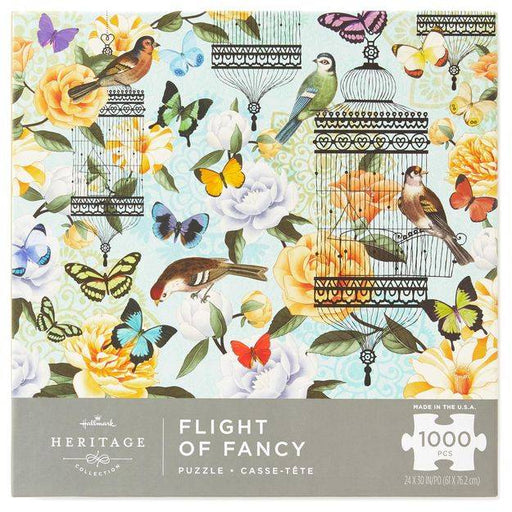 Flight of Fancy 1000 Piece Puzzle