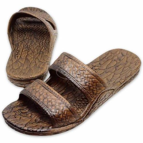 Dark Brown Pali Sandals