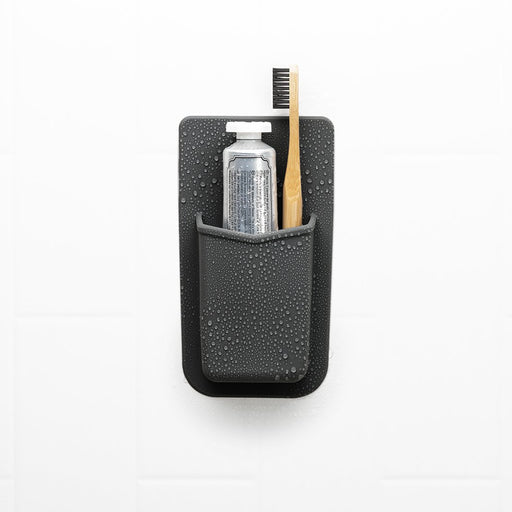 The Henry Essentials Holder in Charcoal