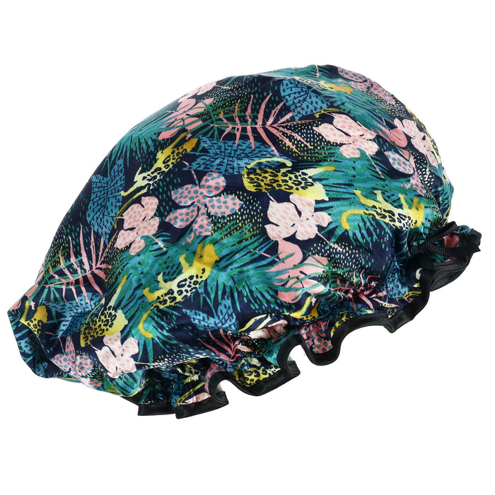 Wild Cat Shower Cap