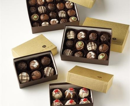 Assorted Truffle Box Without Nuts* - Sweet Shop USA