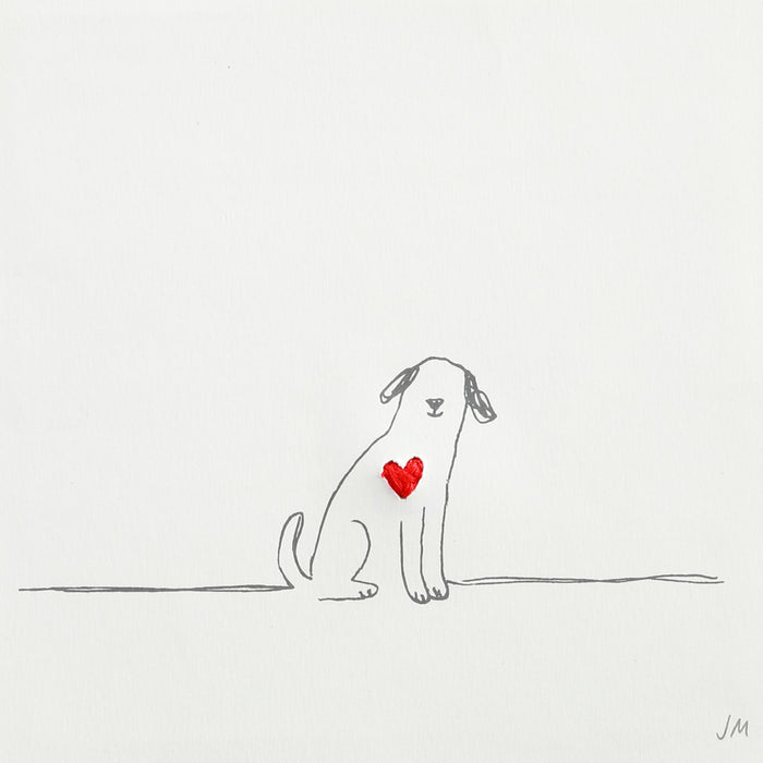 Dog Love Wall Art