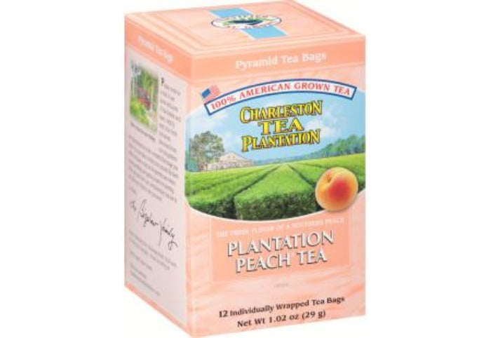 Plantation Peach® Pyramid Bags