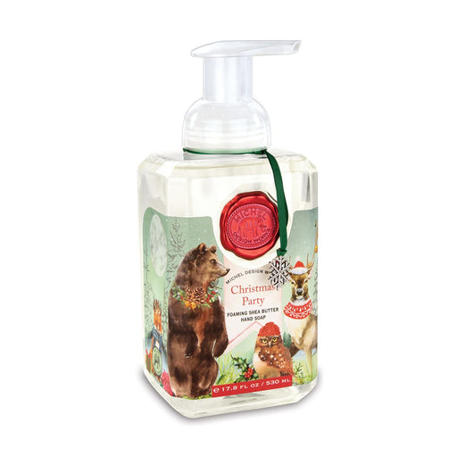 Christmas Party Foaming Hand Soap