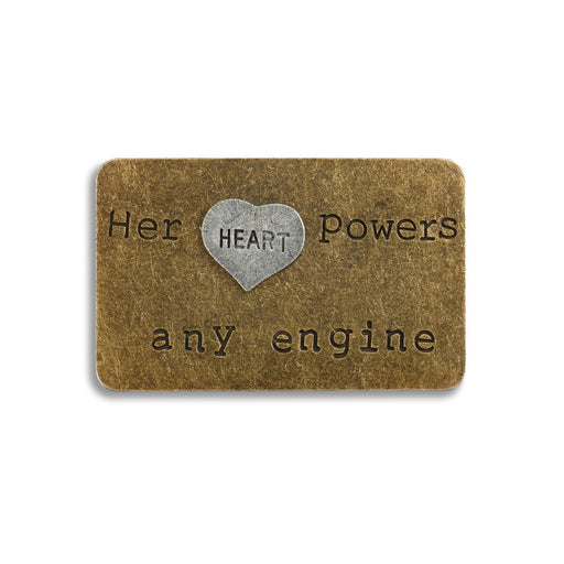 Heart Powers Engine Inspire Card