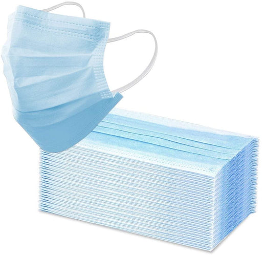 Disposable Face Mask 100 pack