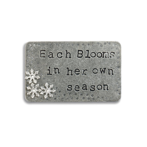 Blooms in Her Own Season Inspire Card