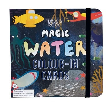 Deep Sea Magic Color Changing Cards