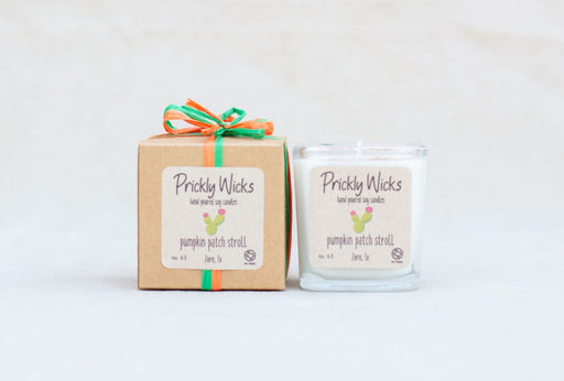 Pumpkin Patch Soy Candles