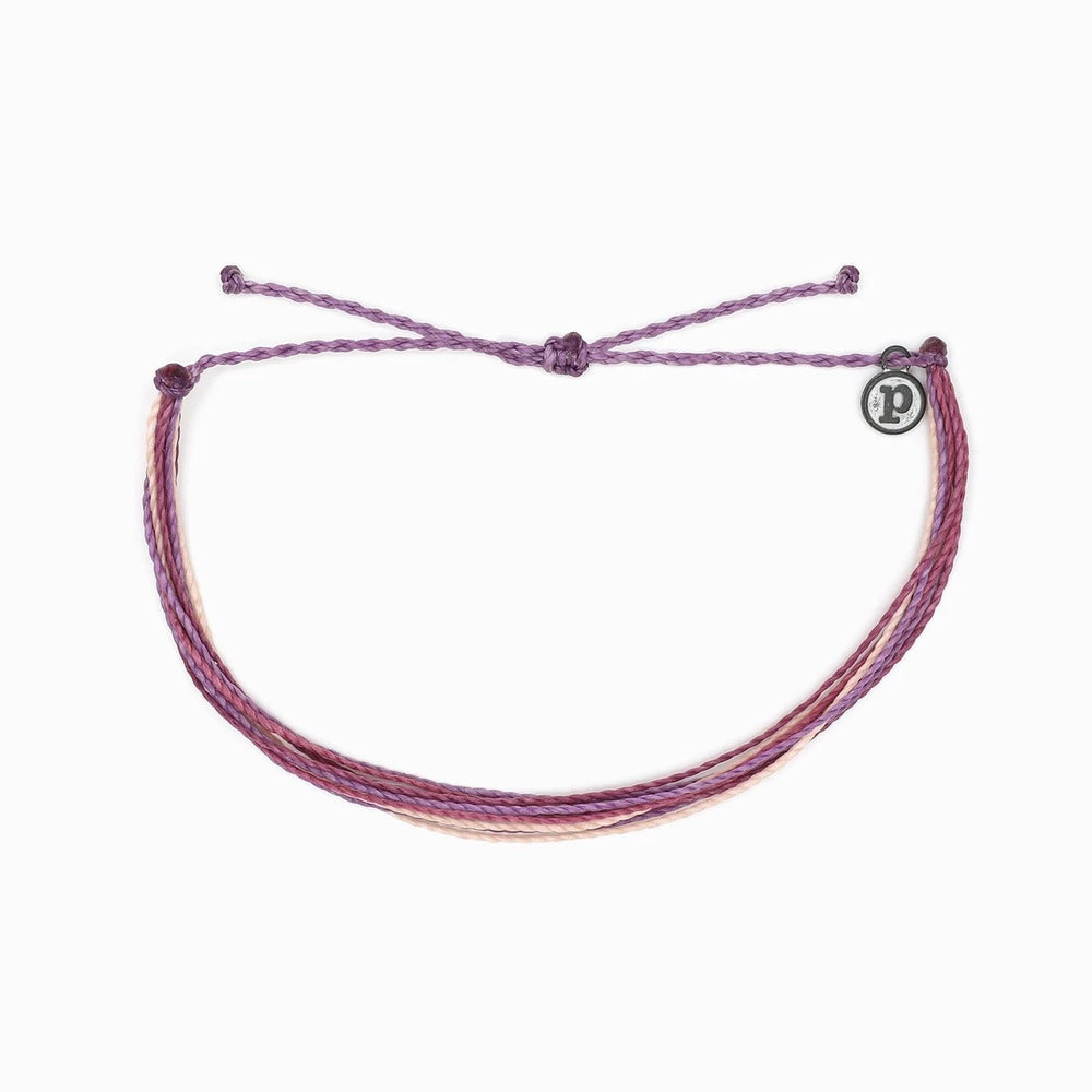 Purple Peak Anklet