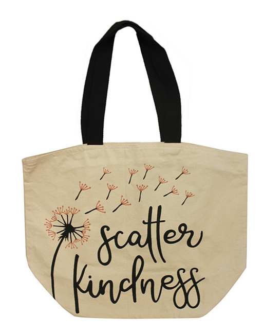 Scatter Kindness Tote