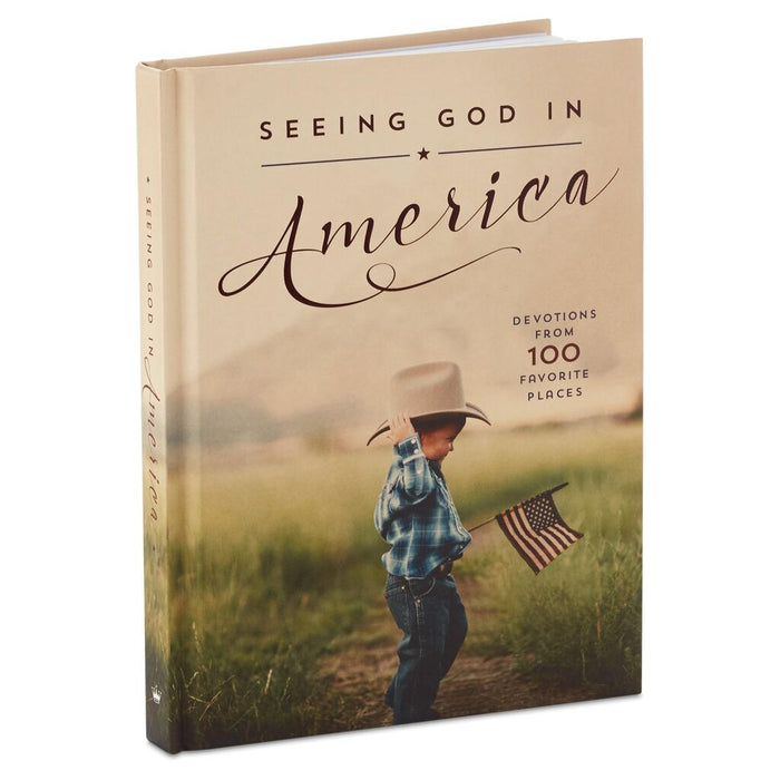 Seeing God in America: Devotions From 100 Favorite Places Book