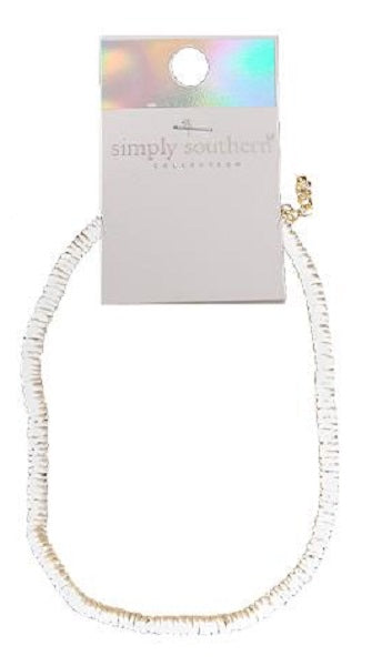 Simply Southern Small Puka Necklace