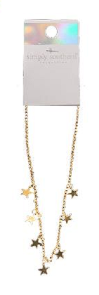 Simply Star Necklace