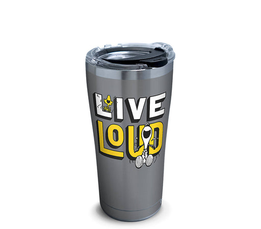Tervis Stainless Steel Peanuts™ - Live Loud