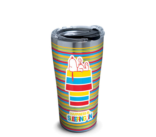 Tervis Stainless Steel Peanuts™ - Happiness Rainbow
