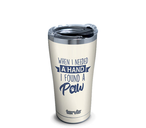Tervis Stainless Steel Found a Paw