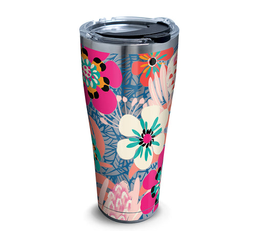 Tervis Stainless Steel Bright Wild Blooms