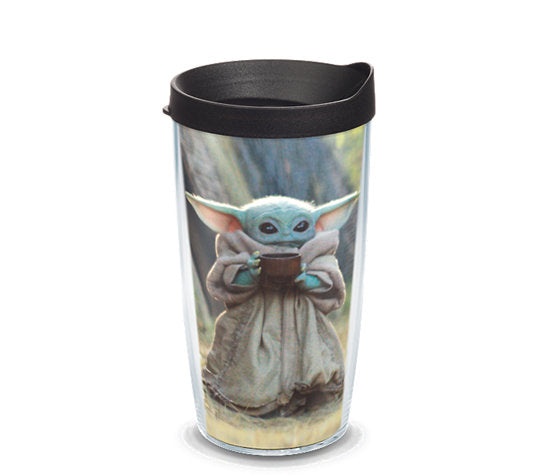 Tervis Mandalorian - The Child Sipping