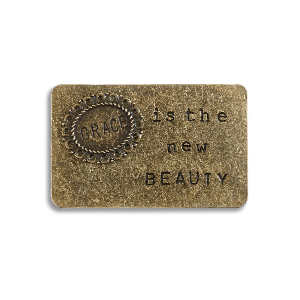 Grace is the New Beauty Inspire Card