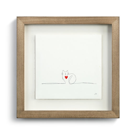 Cat Love Wall Art