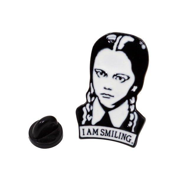 I Am Smiling Enamel Pin With Gift Box