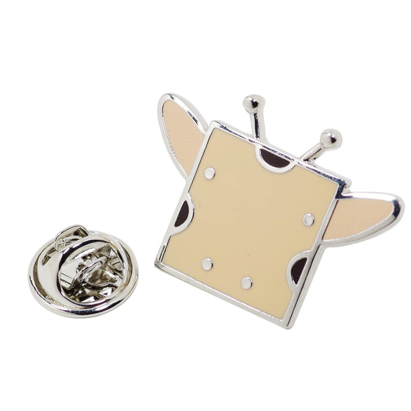 Little Cow Enamel Pin With Gift Box
