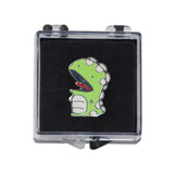 Green Dragon Enamel Pin With Gift Box