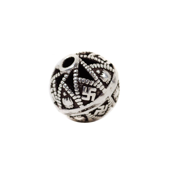 Vintage 925 Sterling Silver Spacer Bead