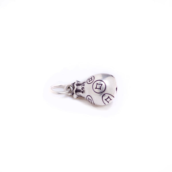 Vintage 925 Sterling Silver Money Charm for Jewelry Making
