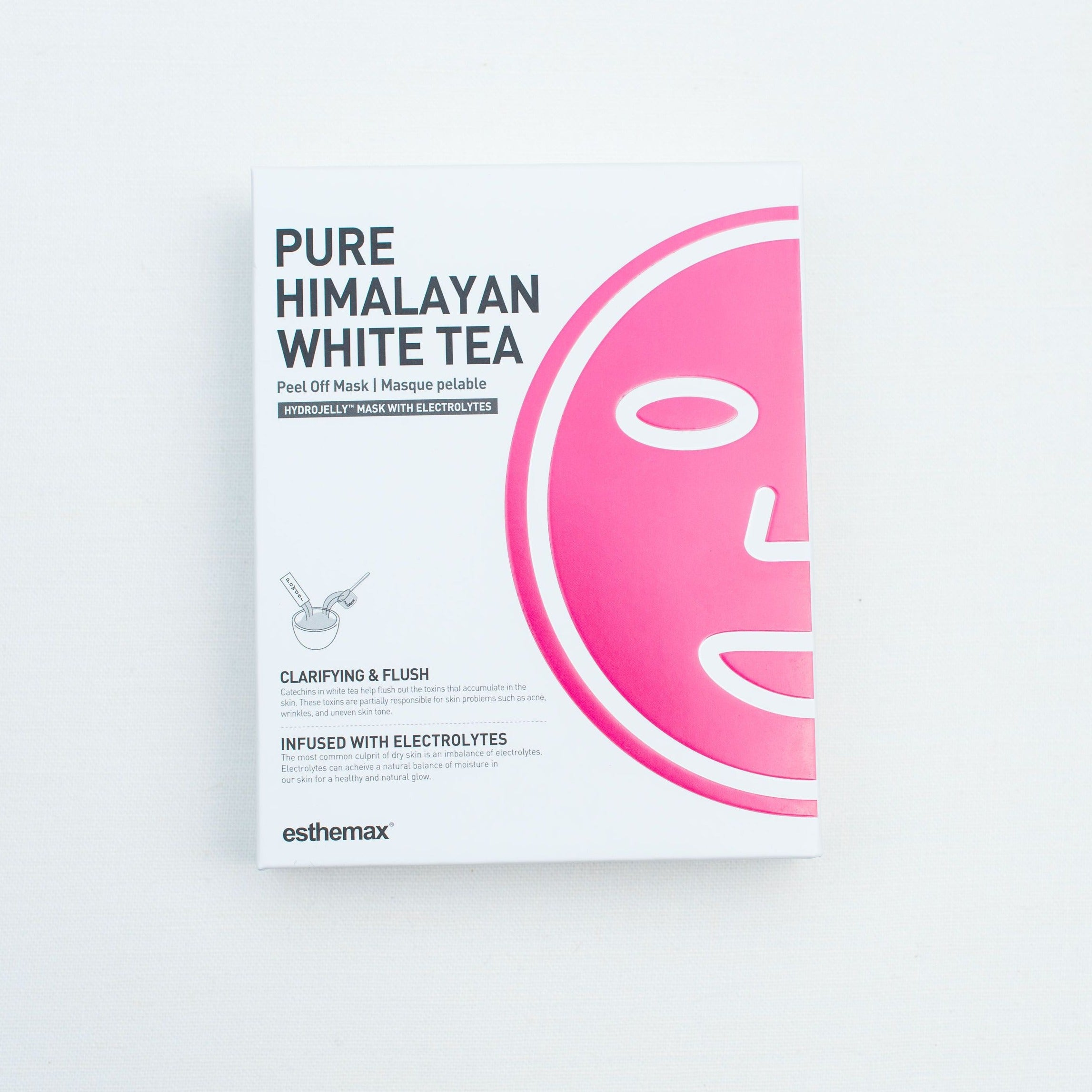 Pure Himalayan White Tea Hydrojelly™ Mask