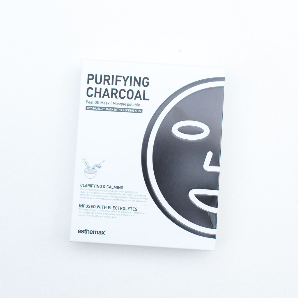 Purifying Detox Charcoal Hydrojelly Mask