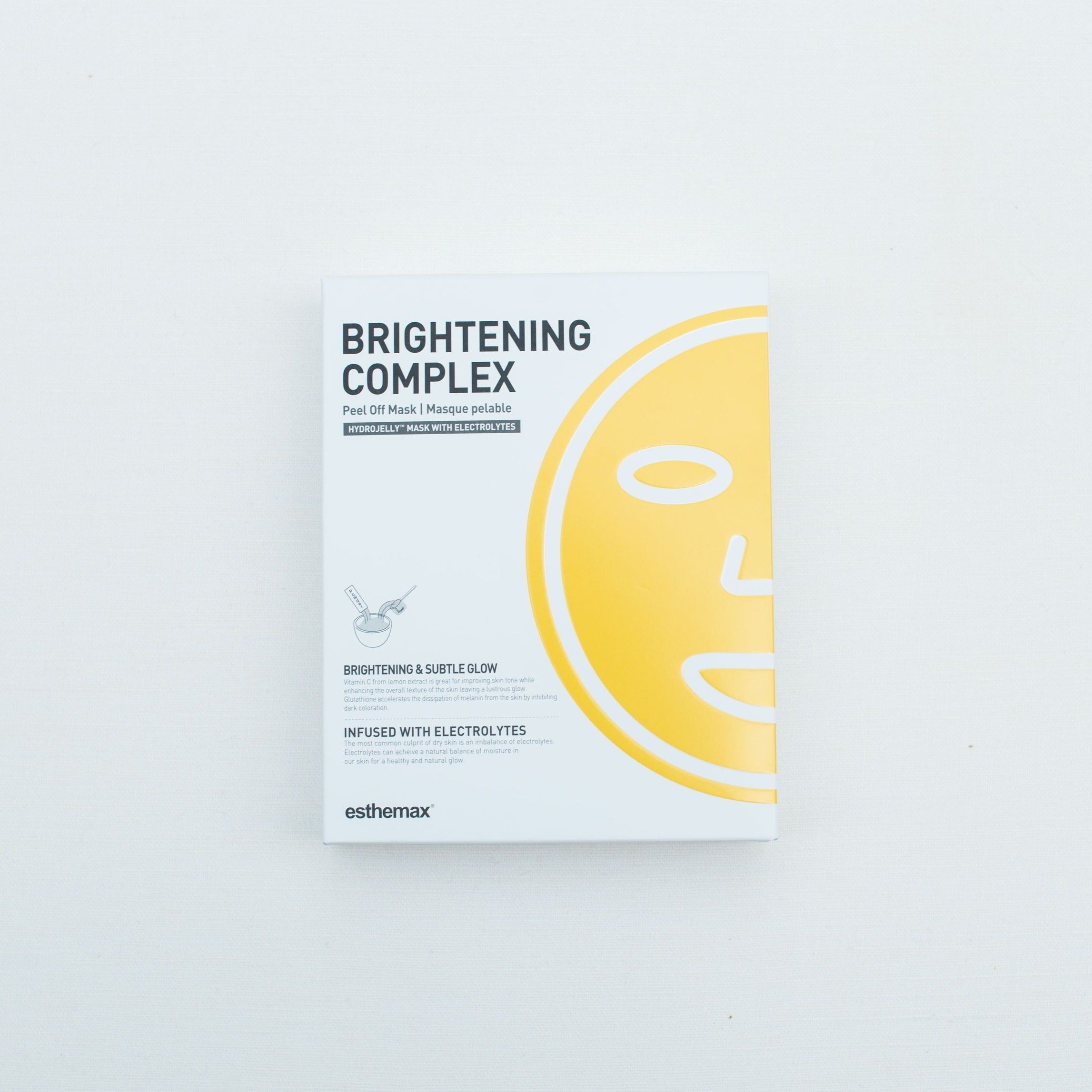 Intensive Brightening Hydrojelly™  Mask