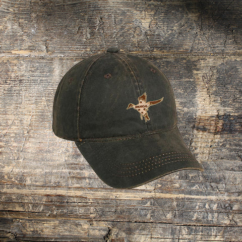 """The Scatters"" Cotton Twill Hat"