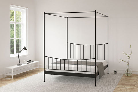 Canopy bed Curva