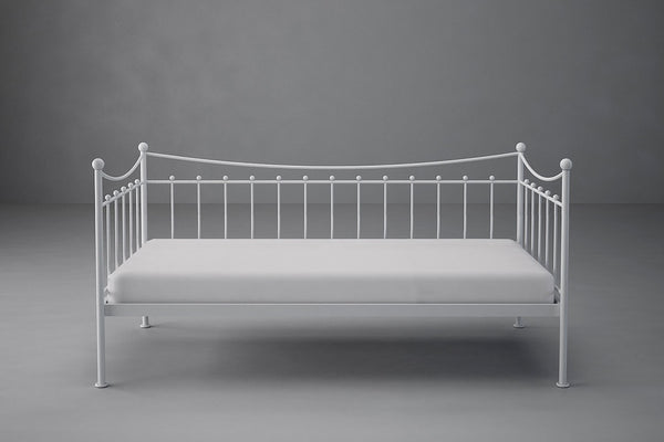 Wrought iron headboards, beds, canopy beds and children beds