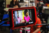 Teen's On-Set, On-Camera workshop Ages 12 to 17,  4 weeks