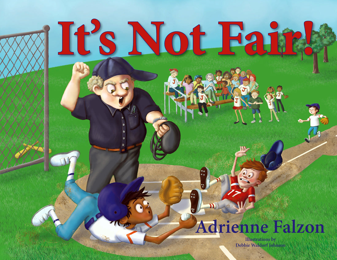 It's Not Fair, Adrienne Falzon - Blue Note Publications, Inc
