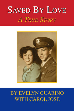 Saved By Love, Evelyn Guarino - Blue Note Publications, Inc