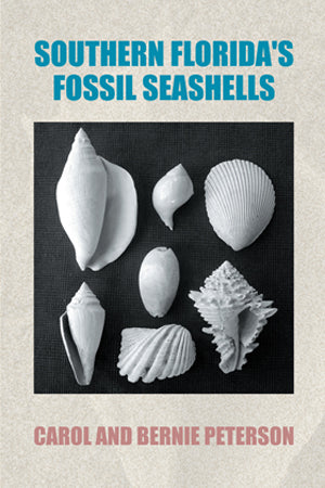 Southern Florida Fossil Seashells, Carol and Bernie Peterson - Blue Note Publications, Inc