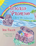Tresoros y Promesas Libro de Colorear, Debra Fuller - Blue Note Publications, Inc