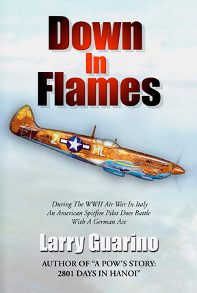 Down In Flames, Larry Guarino - Blue Note Publications, Inc