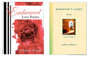 Embraced and Morning's Light, JoAnna O'Keefe - Blue Note Publications, Inc