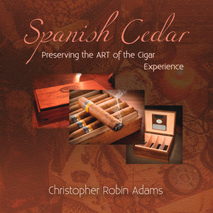 Spanish Cedar, Christopher Robin Adams - Blue Note Publications, Inc