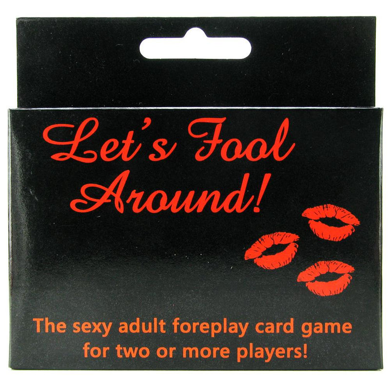 Let's Fool Around The Card Game